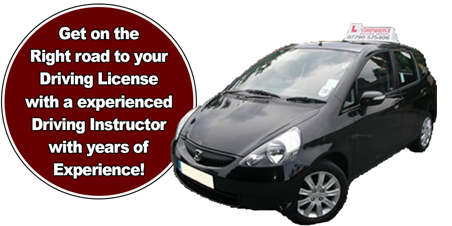 Driving lessons with Confidence Driving School